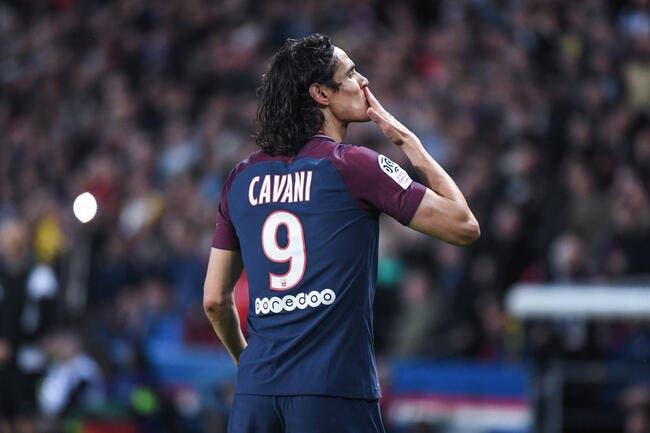 PSG : 100ME pour Cavani, la Juventus à l'assaut du PSG !