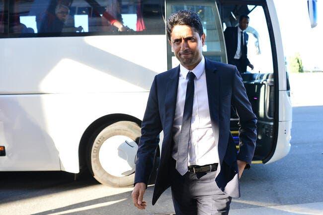 PSG : Nasser part en Chine et va revenir avec des millions d'euros !