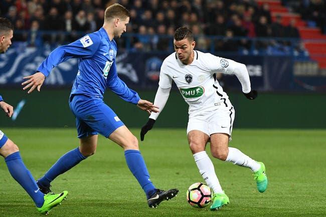 PSG : Ben Arfa demande à Nasser de jouer au Père Noël