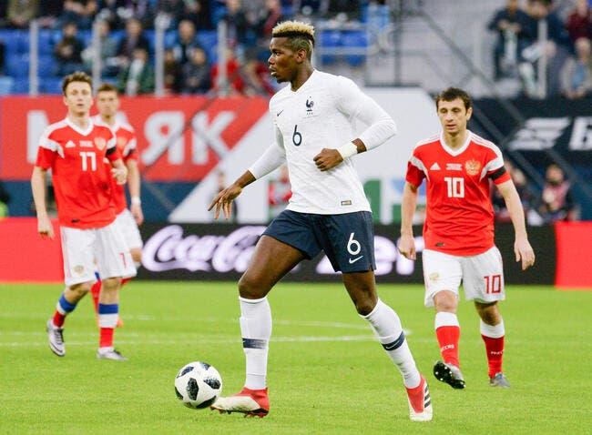 Russie-France : La FIFA réagit après les cris de singe