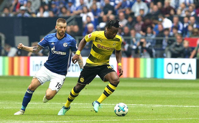 Mercato : Dortmund prêt à casser sa tirelire pour Batshuayi ?