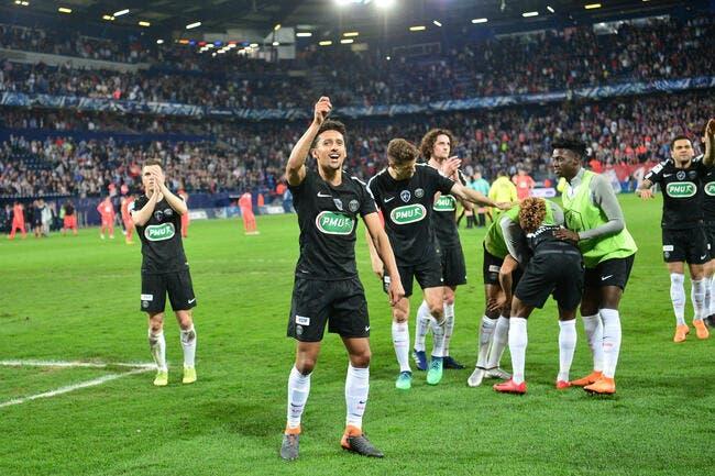 CdF: Pierre Ménès tape sur tout le monde sauf le PSG!