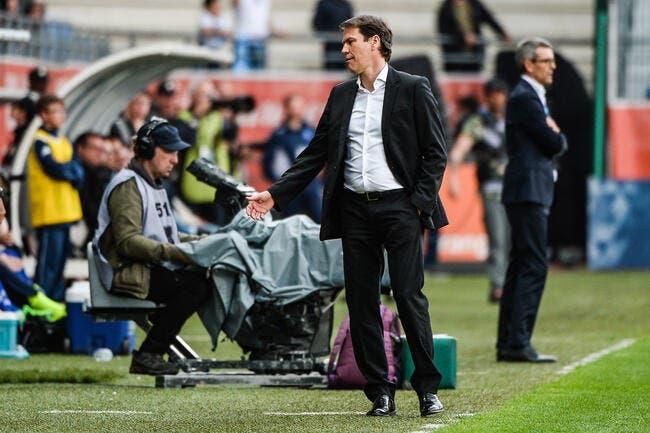 LFP : Deux matchs de suspension avec sursis pour Garcia