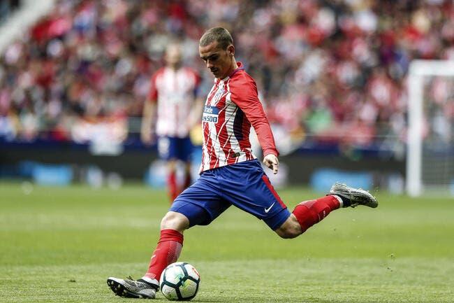 L'Atletico Madrid chute 3-0 — Liga