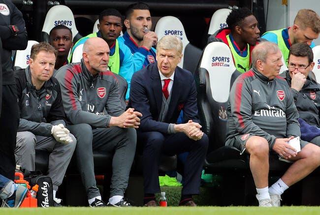 Arsenal: Qui après-Wenger? Un grand favori, et le nom de Tuchel murmuré!