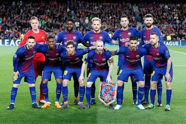 Mercato : Huit départs en préparation au Barça !