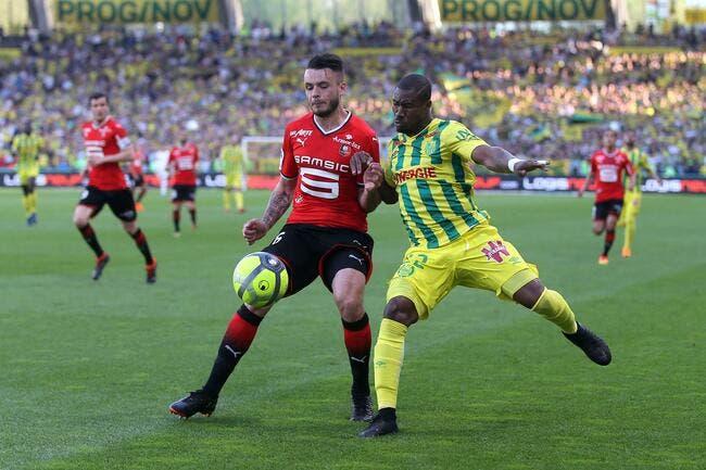 Nantes-Rennes, un derby de feu, mais sans vainqueur