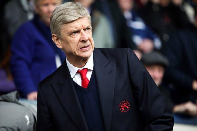 Officiel: Wenger à Arsenal, c'est bientôt terminé!