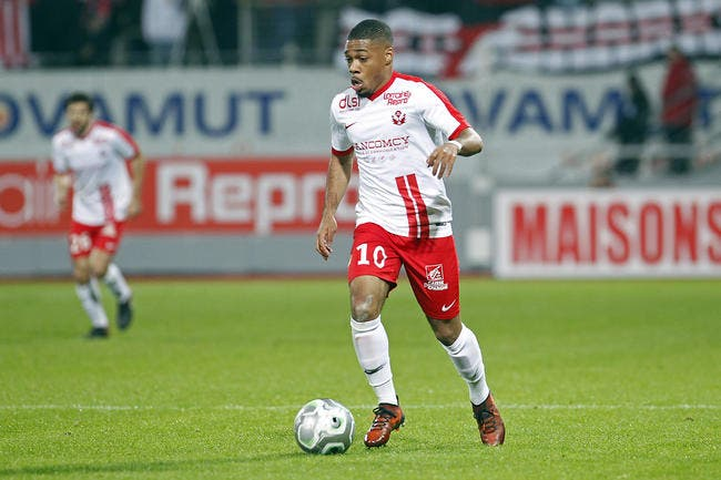 Nancy - Auxerre : 2-1