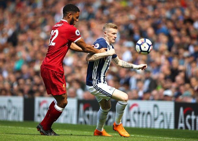 WBA - Liverpool : 2-2
