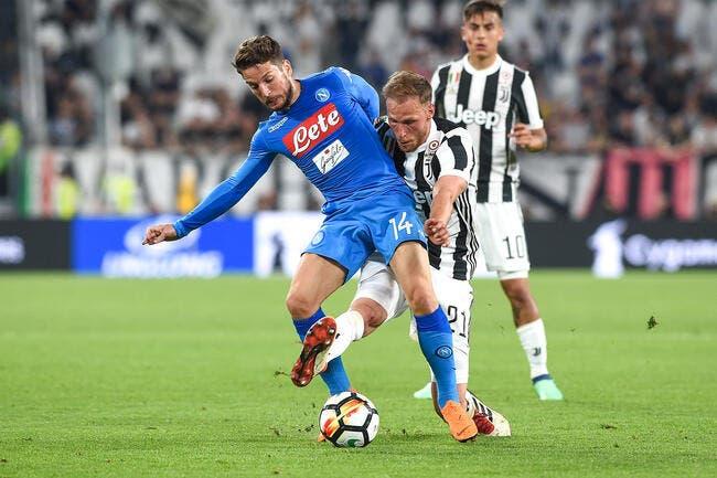Italie : Naples éteint la Juventus et relance la Serie A !
