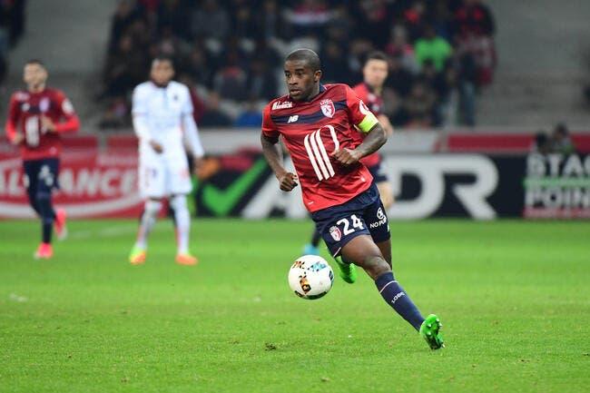 LOSC : Mavuba envisage un grand come-back à Lille !