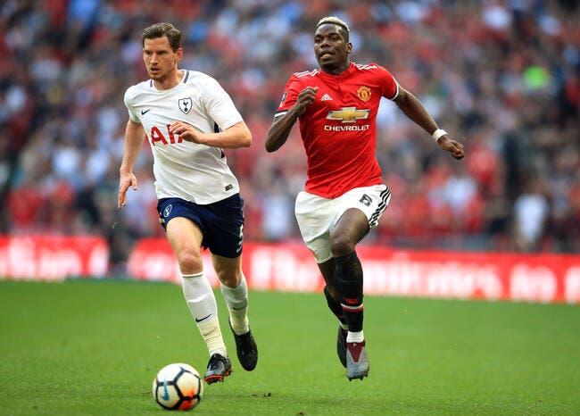 Pogba passeur, Man United renoue avec le succès (2-0)