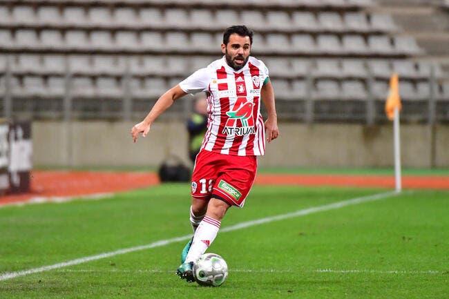 L2 : Ajaccio bat Lens et balance Nîmes à la 3e place