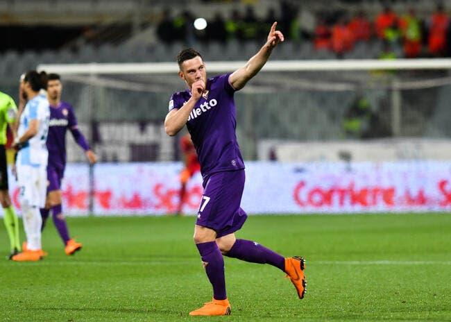 OL: Lyon fonce sur Veretout, la réponse de la Fiorentina