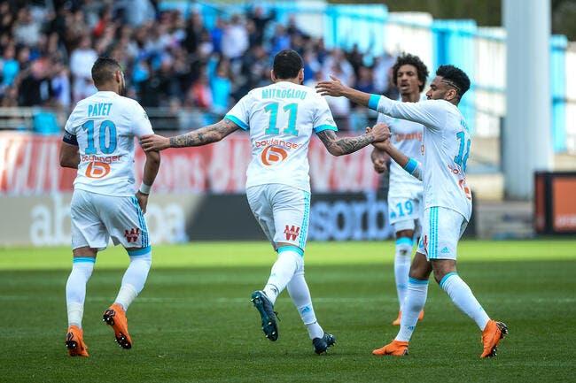 OM : Les joueurs retournent leur veste sur Mitroglou !