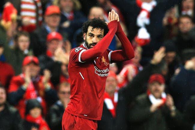 Cristiano Ronaldo ou Messi ? Le meilleur joueur du monde c'est Salah!
