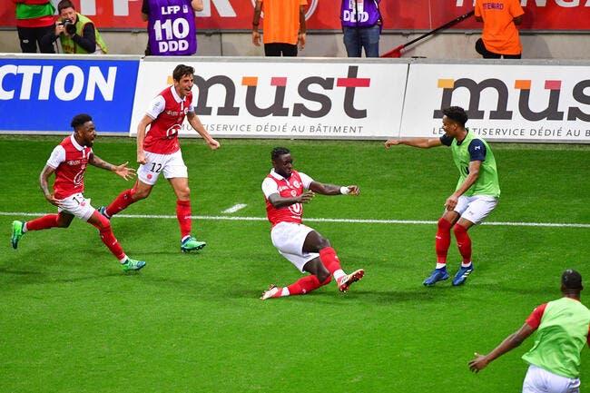 L2 : Reims fête son titre, la Ligue va punir...