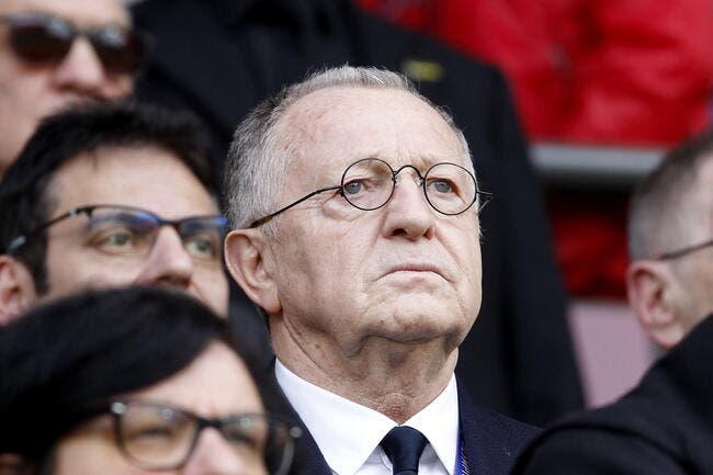 OL : Jean-Michel Aulas a «honte» pour l'OM et ses dirigeants