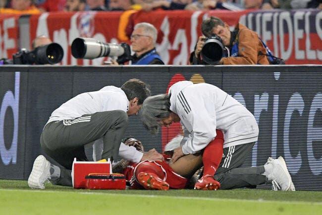 Bayern Munich: Gros coup dur pour Boateng et l'Allemagne