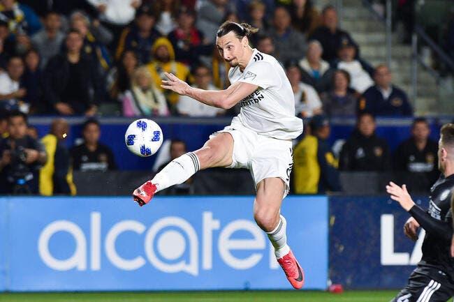 Zlatan Ibrahimovic ne jouera pas la Coupe du Monde — PSG