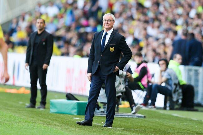 Ranieri zappe la fête pour filer à l'anglaise — Nantes