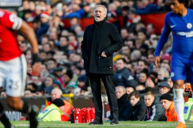 PL : Mourinho ne supporte pas cette rumeur sur Salah