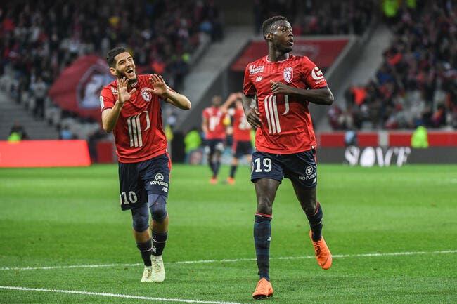 LOSC - Metz : 3-1