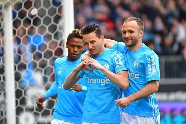 Angers - OM : 1-1