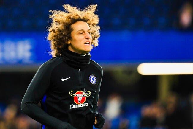ASM : Surprise au mercato, Monaco rêve de David Luiz !