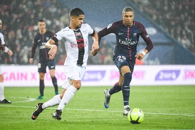 PSG - Guingamp : 2-2