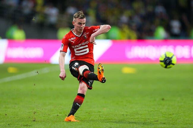 Rennes renverse Toulouse et revient sur les talons de l'ASSE !