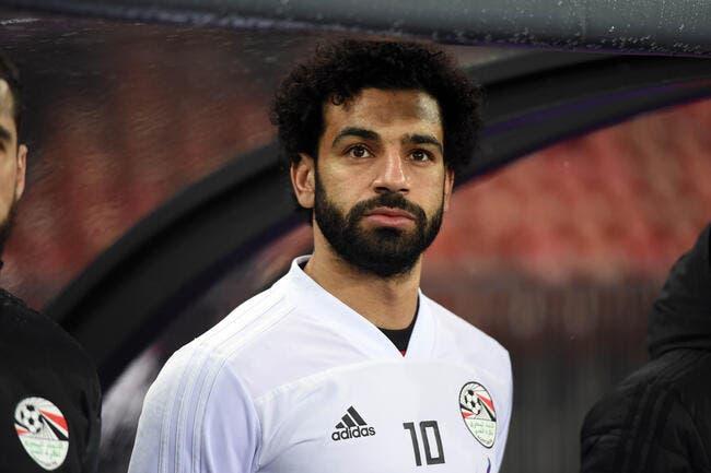 Egypte : Une publicité qui ne passe pas pour Salah