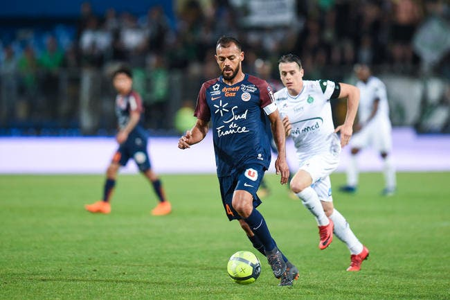 Officiel : Montpellier prolonge Vitorino Hilton !
