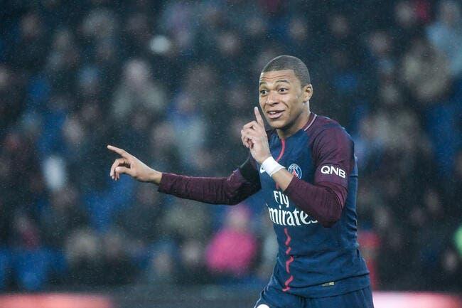 PSG : 180ME pour Mbappé, le Paris SG frôle le ridicule