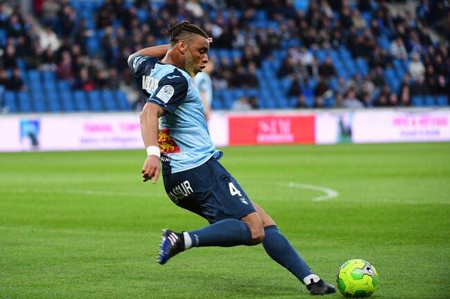 Reims - Le Havre : 0-1