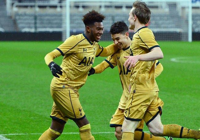 Un jeune de Tottenham pourrait signer — OL