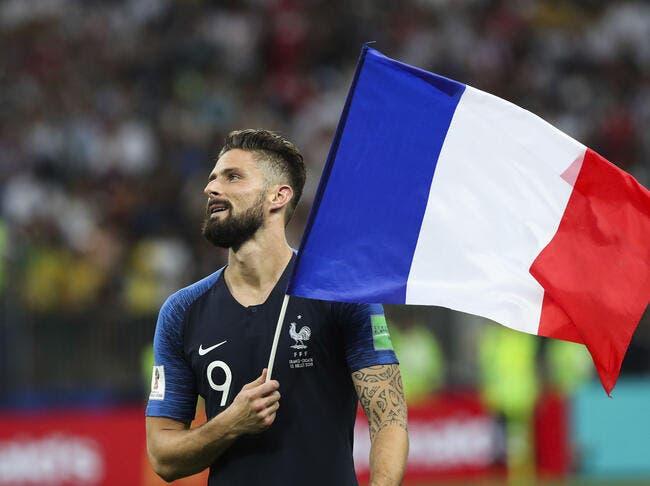 OM - Mercato : Olivier Giroud détruit toute possibilité de signer cet été !