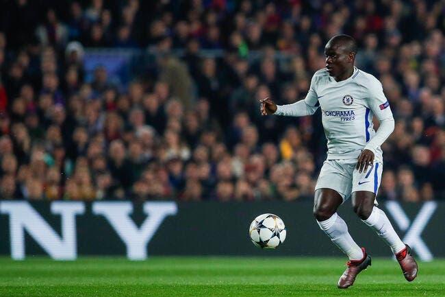 PSG : Paris s'aligne sur l'offre XXL de Chelsea pour Kanté !