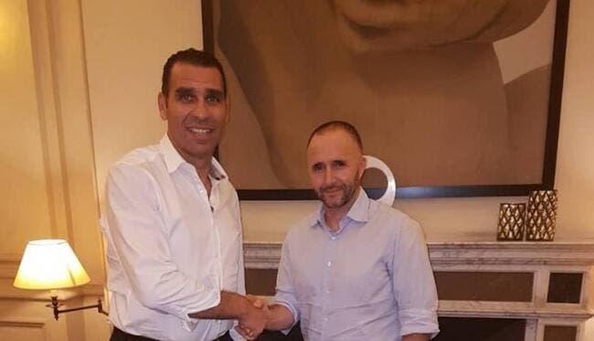 Belmadi serait le prochain sélectionneur algérien !