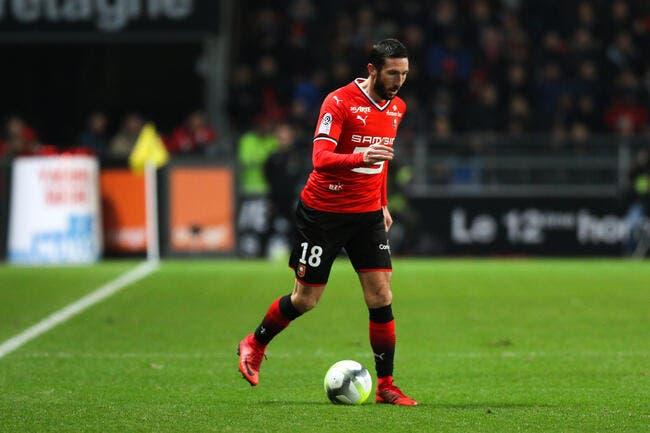 L1 : Morgan Amalfitano quitte le Stade Rennais à l'amiable