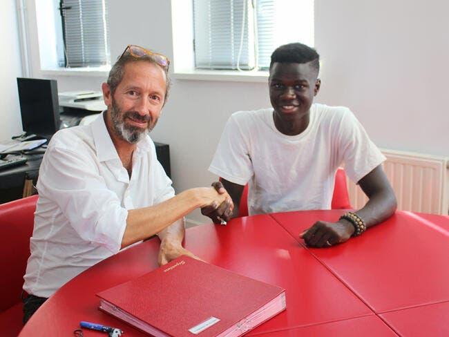 Officiel: Lille fait signer un jeune Sénégalais
