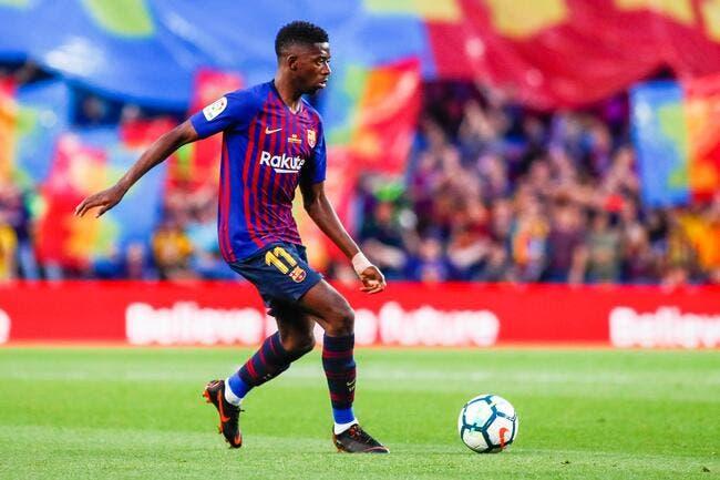 Liga : Dembélé envoie un signal énorme au FC Barcelone !