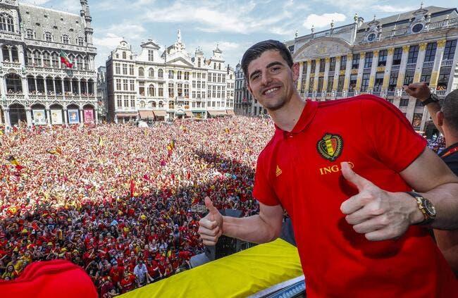 Mercato : Courtois, Chelsea et le Real Madrid au coeur d'un clash royal !