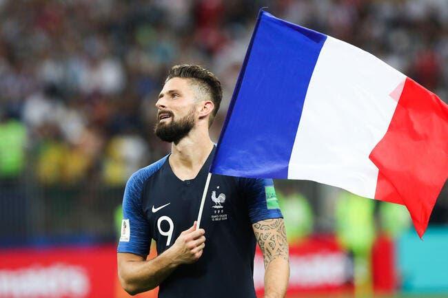 OM : Olivier Giroud l'officialise, il ne viendra pas l'OM !