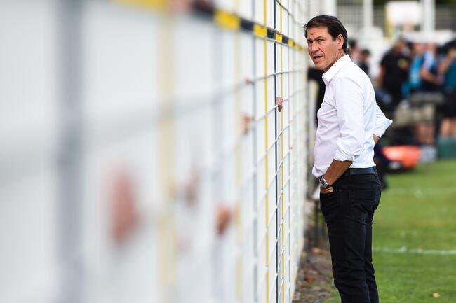 OM : Rudi Garcia ne s'affole pas, mais n'a pas aimé