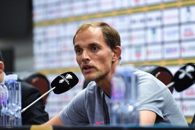 PSG : Tuchel bizuté en pleine conférence de presse, il craque !