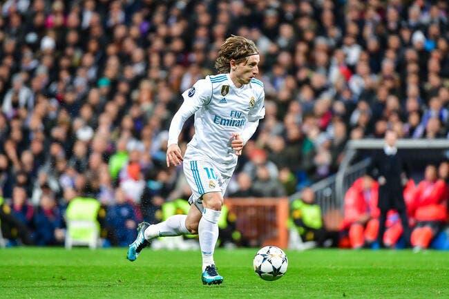 Real: Modric va profiter d'un deal à la Cristiano Ronaldo