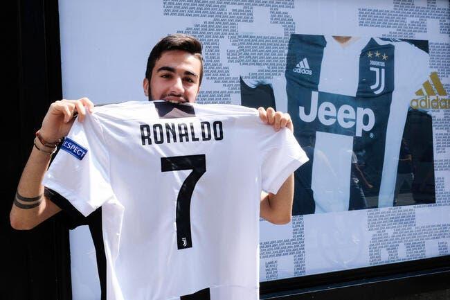 Ita : Cristiano Ronaldo, c'est 55.000 maillots vendus, pas 500.000 !