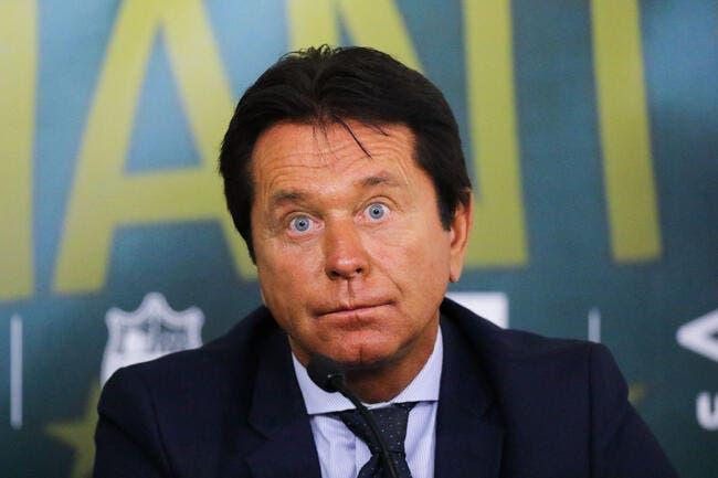 Mercato : Nantes prévoit de présenter trois nouveaux joueurs d'un seul coup !